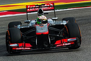 McLaren's Perez did a great job on qualifying for the United States GP