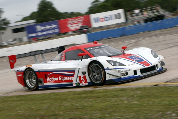 Action Express with Bourdais fastest on day 2 in Sebring test