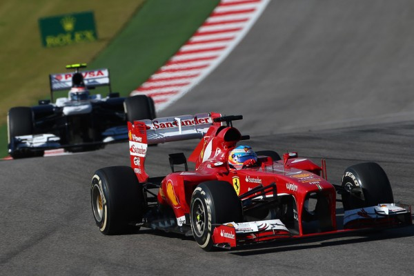 Alonso doubts Ferrari can be second best in 2013