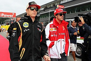 Formula 1 Analysis Massa tips awkward Raikkonen pairing for Alonso