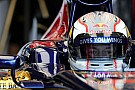 Kvyat cool ahead of Formula One adventure