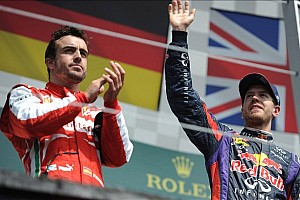 F1 peers split over Vettel versus Alonso question