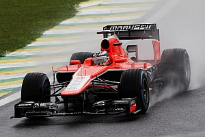 Formula 1 Rumor Marussia could merge with Sauber - report