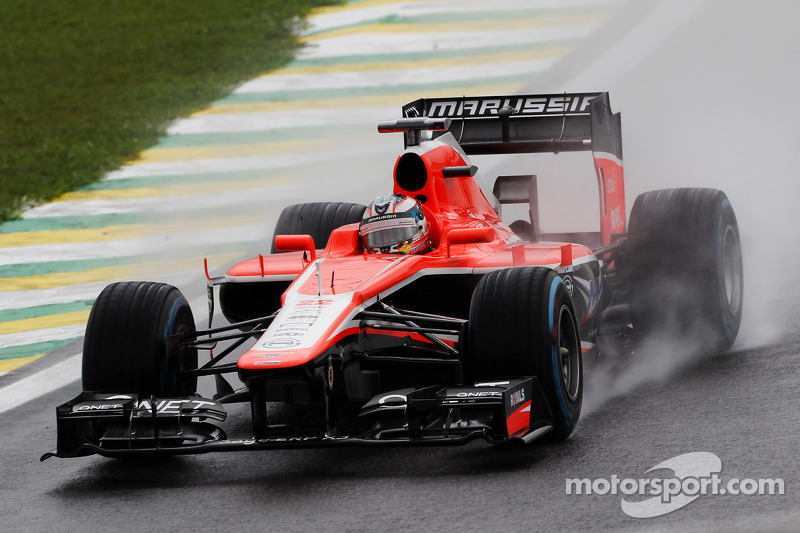 Marussia could merge with Sauber - report