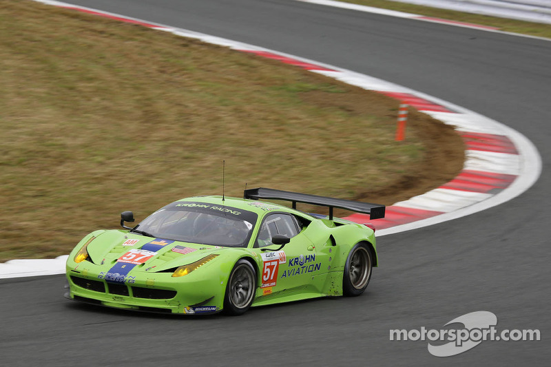 Krohn Racing geared up for 6 Hours of Bahrain