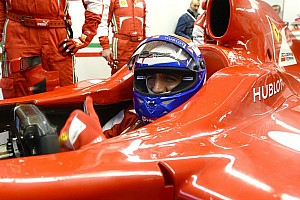 Formula 1 Ferrari tester tips 2014 advantage for Red Bull