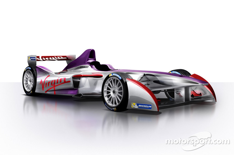 Virgin to enter FIA Formula E championship