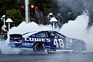 NASCAR fetes Jimmie Johnson as 6-time champion