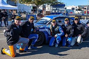 Gleason is part of winning team at 25 Hours of Thunderhill