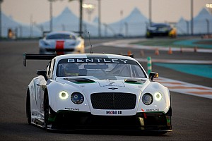 Continental GT3 makes strong start to racing career