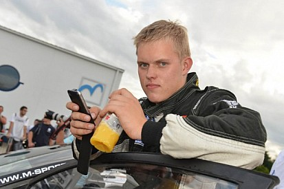 Ott Tänak returns to WRC in 2014