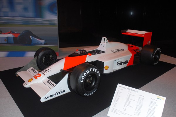 'Sound of Honda / Ayrton Senna 1989' - video