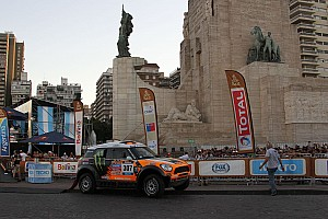 Successful start into the Dakar: Five MINI ALL4 Racing in the top 10