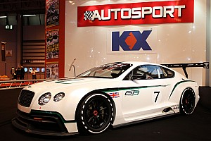 Automotive Breaking news Motorsport world heading to Birmingham UK for Autosport International