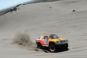Stage 4: San Juan to Chilecito with Robby Gordon