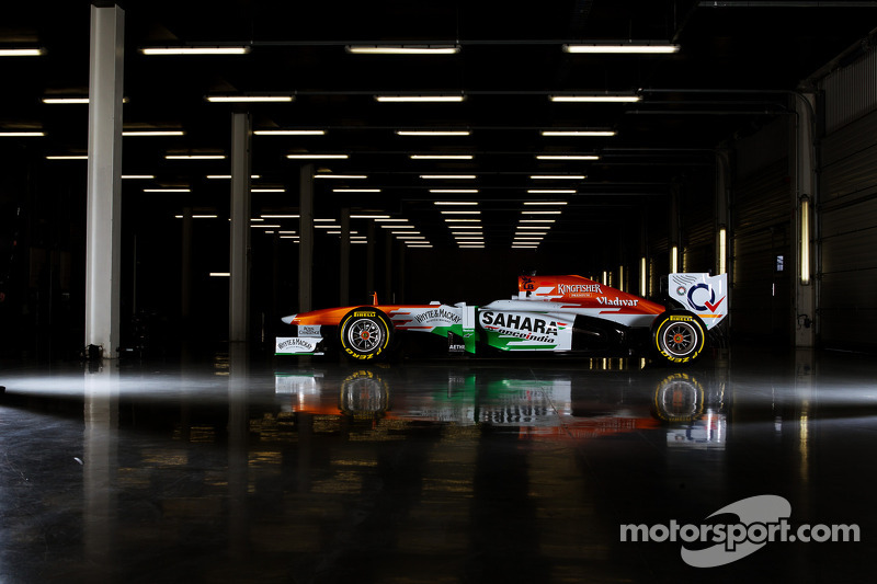Force India to have unique chassis 'hump' - report
