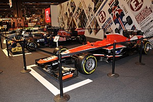 Formula 1 Breaking news Autosport International: Best of British on centre stage