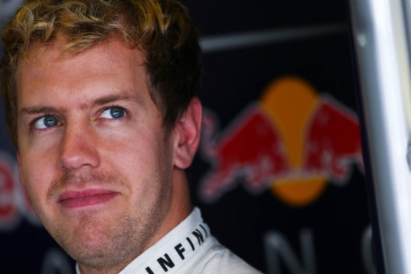 Vettel's daughter born in Switzerland - report