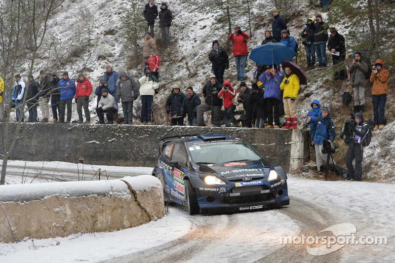 M-Sport: Midday quotes on day 3 at Rallye Monte-Carlo