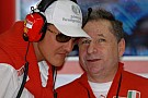 Todt believes friend Schumacher will recover