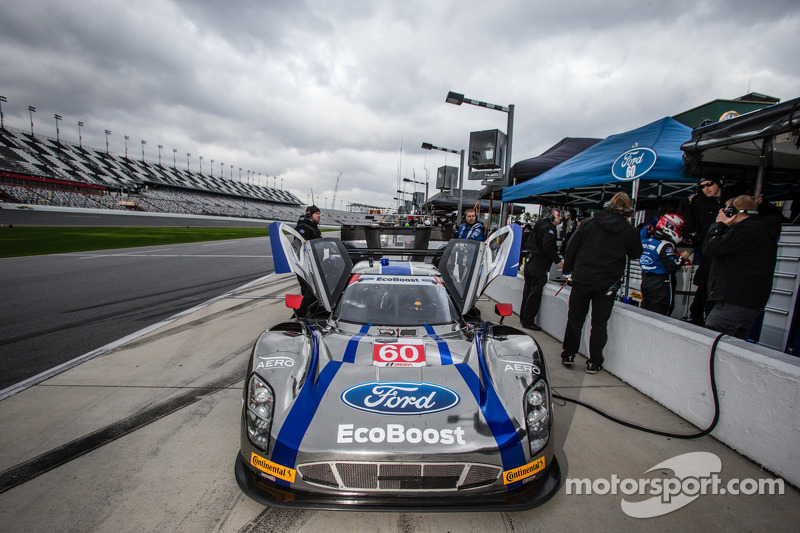 Ford Ecoboost ready for Daytona