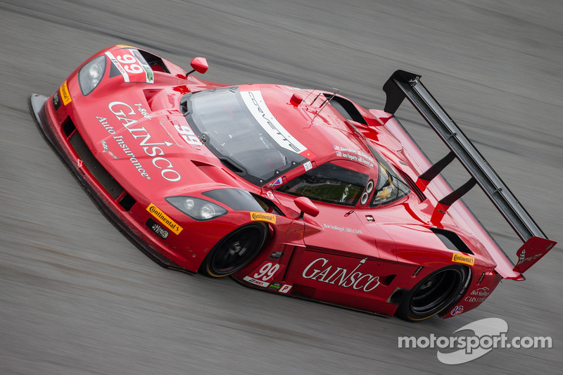 There's strength in the numbers at this year's Rolex 24