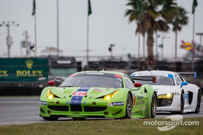 Krohn Racing finishes seventh at Rolex 24 at Daytona