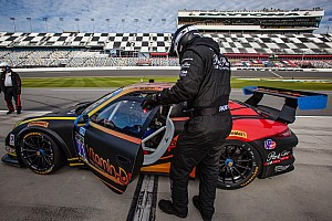 IMSA Race report Broken radiators make Daytona 24 a difficult race for Norbert Siedler