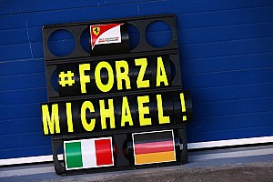 Formula 1 Breaking news Grenoble doctor confirms Schumacher awakening reports