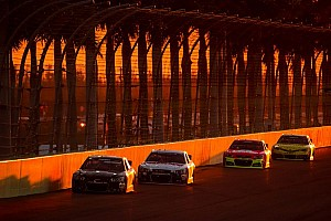 Giving NASCAR's new changes a fair chance