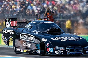NHRA Preview Hagan and his team hope to repeat Pomona success