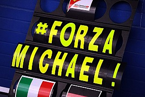 Wake-up delay for Schumacher 'not bad sign' - report