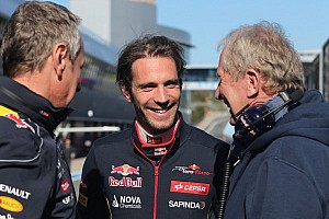 Formula 1 Breaking news Staying at Toro Rosso 'best option' for Vergne