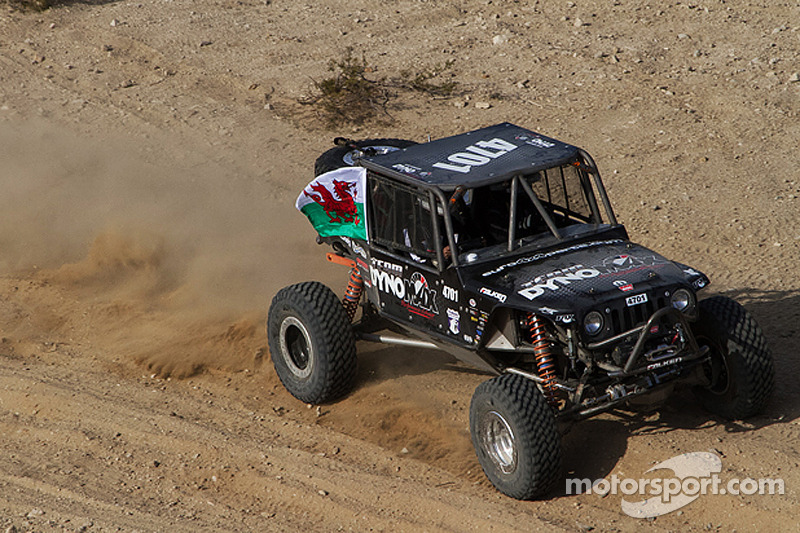 The inside story of the King of the Hammers - part 2