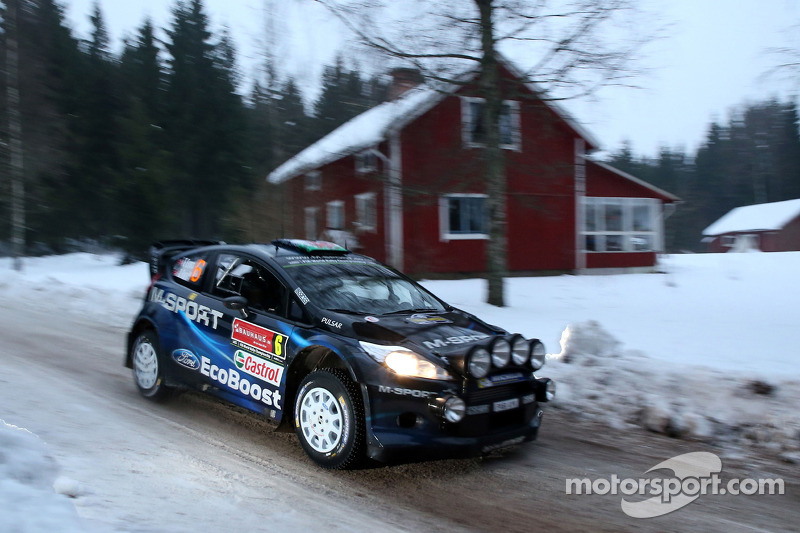 M-Sport make a strong start in Sweden