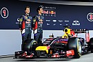 Ricciardo to make own way at Red Bull - Vettel