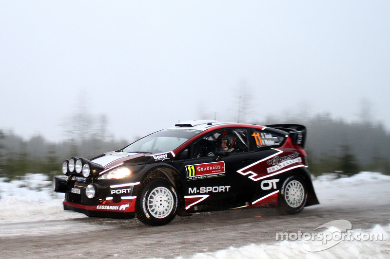A solid performance from M-Sport in Sweden