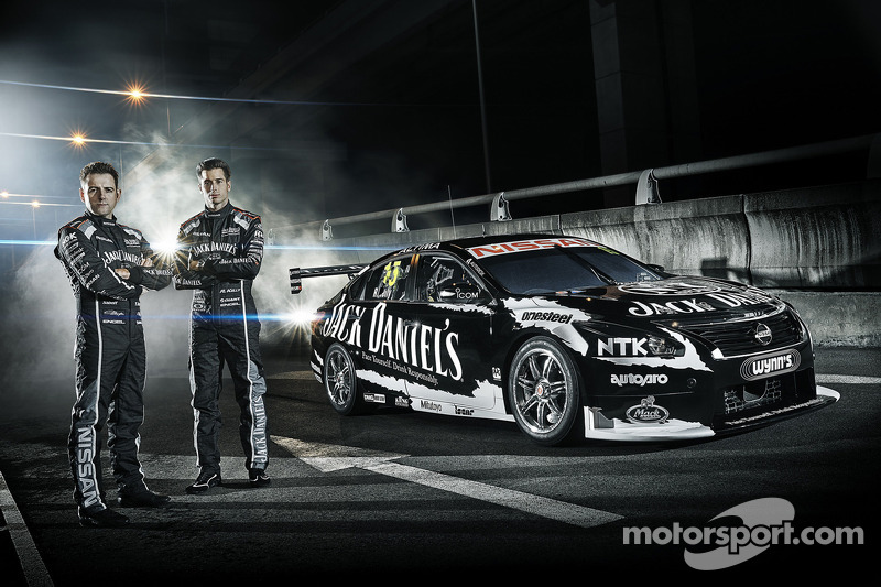 Jack Daniel's Racing ups the ante in 2014