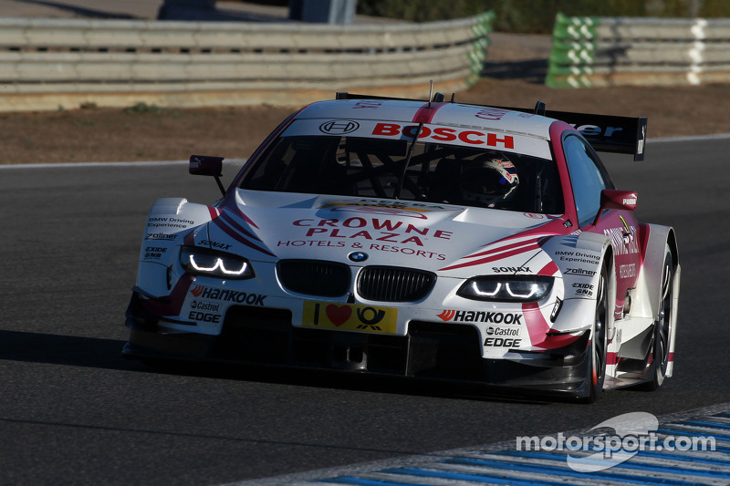 BMW teams take to the track in Monteblanco