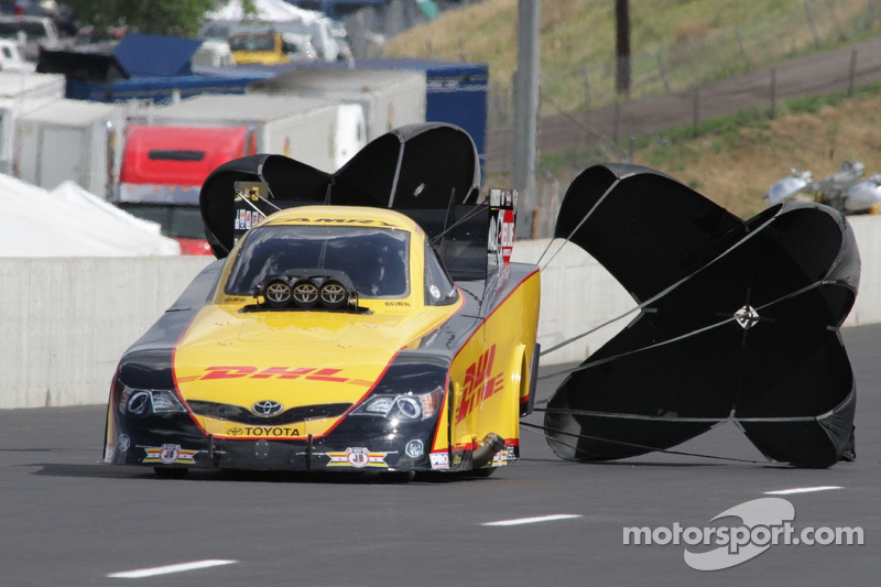 Kalitta Motorsports done top-5 qualifying at Pheonix