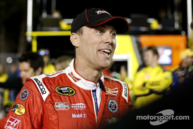 Kevin Harvick discusses his approach to the new qualifying procedure
