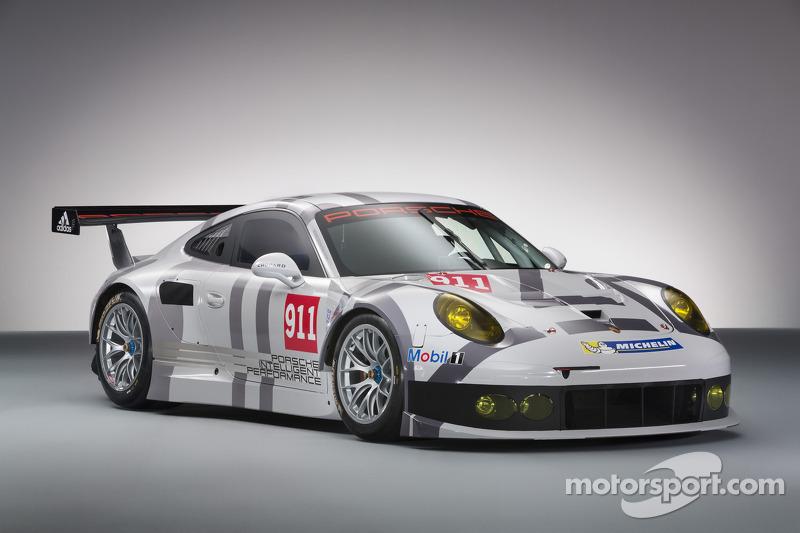 Porsche finalizes 911 RSR program, driver lineup confirmed
