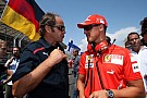 Berger thought of Schumacher after own ski fall