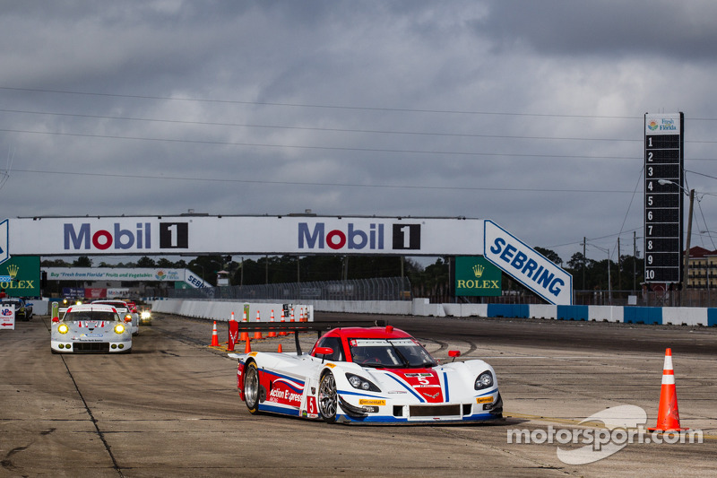 Action Express Racing brings big momentum to Sebring International Raceway