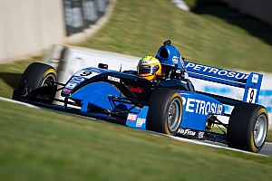 Indy Lights Breaking news Mazda Road to Indy veteran Piedrahita joins SPM Team