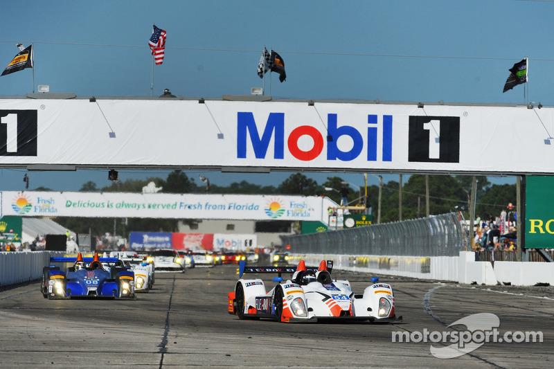 CORE autosport wins 12 Hours of Sebring