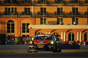 MOMO NGT Motorsport retires after incident during 12 Hours of Sebring