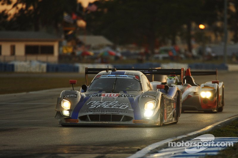 Need for Speed race wrap: Michael Shank Racing with Curb/Agajanian Sebring 12 Hour Race