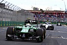 Aussie GP furious with F1's purring engines