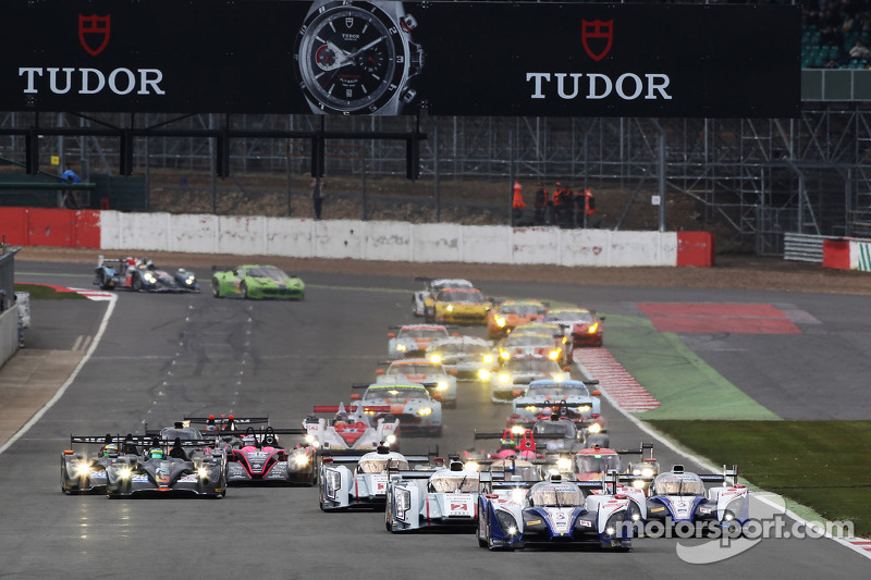 Silverstone entry list revealed - new Rebellion R-One absent